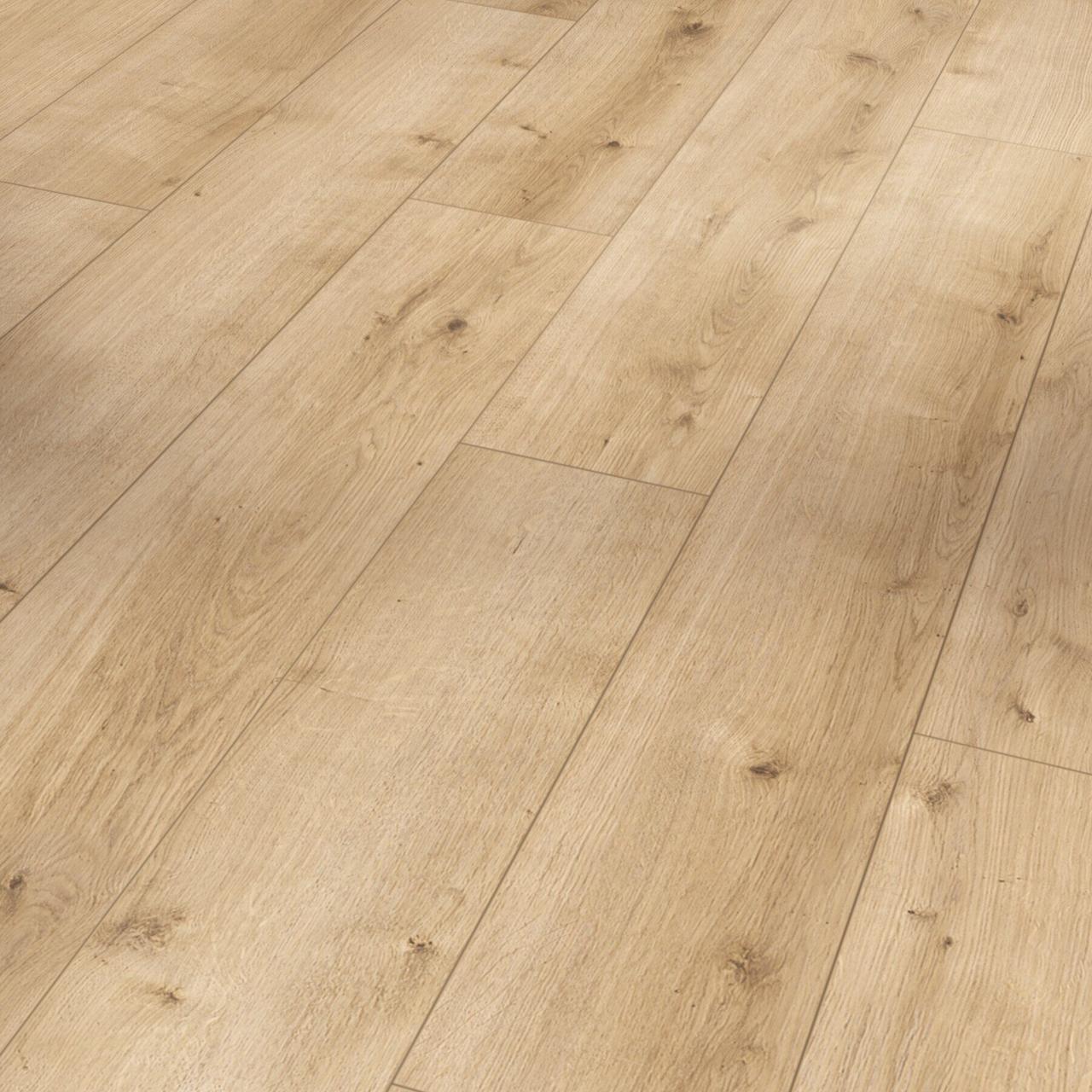Виниловые покрытия Parador Дизайнерский пол Modular ONE Oak Pure light