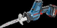 Аккумуляторная сабельная пила Bosch GSA 18 V-LI C(L-BOXX)