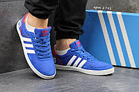 Мужские кроссовки Мужские кроссовки Adidas TURF ROYAL голубые, фото 1