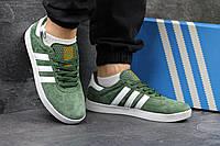 Мужские кроссовки Adidas 350 зеленые 44р, фото 1