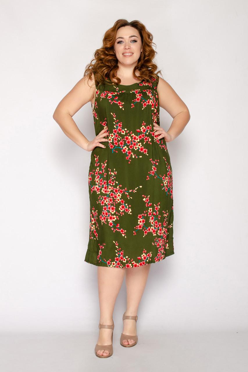 Женское летнее платье 032-56