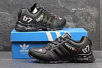 Кроссовки мужские Adidas TR 7 черные 40,41р., фото 1