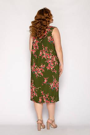 Женское летнее платье 032-56, фото 2