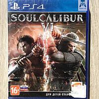 Soulcalibur 6 (рус. суб.) PS4, фото 1