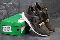 Кроссовки Puma Ignite Limitless коричневые 45р, фото 1