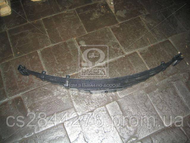 Рессора передний ГАЗ 53 12-лист. 1225 мм (пр-во Чусовая) 53-2902012-02