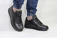 Мужские кроссовки Ecco Biom,черные, фото 1