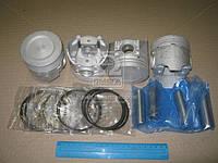 Поршень цилиндра ВАЗ 21011 79,0 (E) (поршень+палец+поршневые кольца) Мотор Комплект (про-во АвтоВАЗ) 21011-1004015-77
