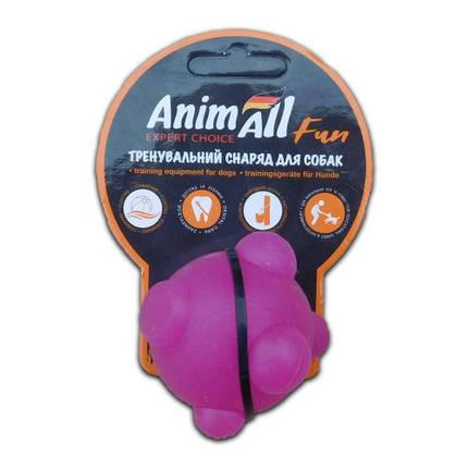 Игрушка AnimAll Fun шар молекула, фиолетовая, 5 см, фото 2