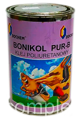 Клей для обуви десмокол BONIKOL PUR-В 0,8 кг.