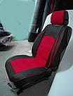 Майки/чехлы на сиденья БМВ Ф10 (BMW F10), фото 8
