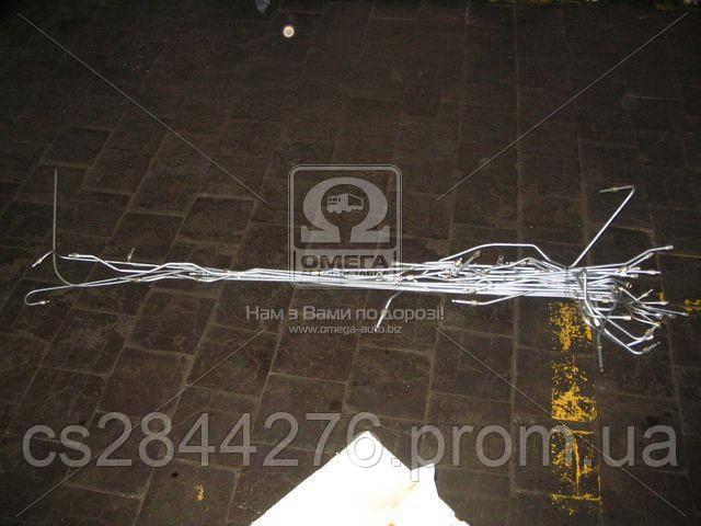 Трубка тормозная (комплект на автомобиль) (пр-во Россия) 53212-3506000
