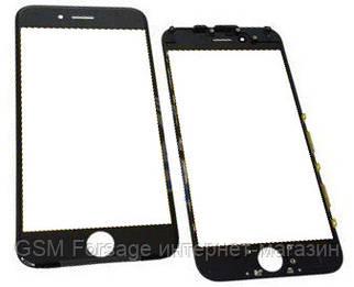 "Стекло дисплея (для переклейки) iPhone 6 (4.7"") Black complete with frame"
