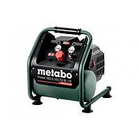 Аккумуляторный компрессор Metabo 160-5 18 LTX BL OF (без АКБ и ЗУ) (601521850) (601521850)