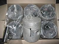 Поршень цилиндра  ГАЗ  52 (с пальцем и кольцом стопорным) d=83,0 6шт. (пр-во Украина) 52-1004015-02