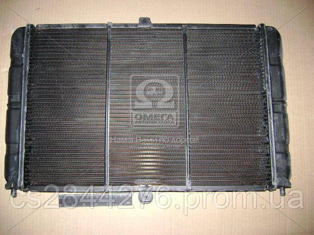 Радиатор водяного охлаждения ВАЗ 2108,2109,21099 (1 рядный ) (пр-во г.Оренбург) 2108.1301.010-02