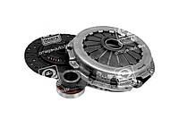 Сцепление ГАЗ 406 (диск нажимной+ведомый+подшник ) (универсальное) (Дорожная Карта) 406-1601000-10