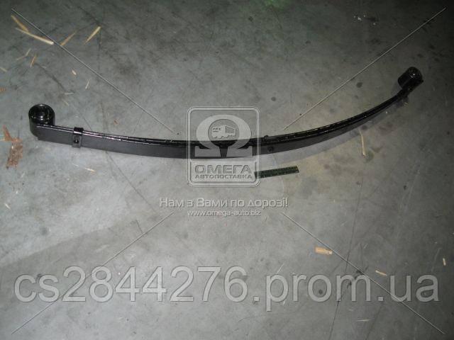 Рессора задний ГАЗ 3302 2-х листовой с сайлентблоком (пр-во Чусовая) 3302-2912010-02 с/ш