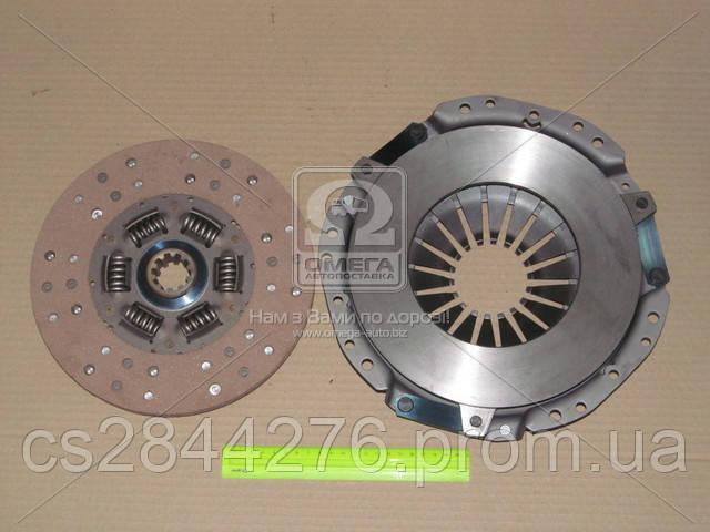 Сцепление (комплект ) (диск+корз.) УАЗ 451 (пр-во ТРИАЛ) 451-1601090