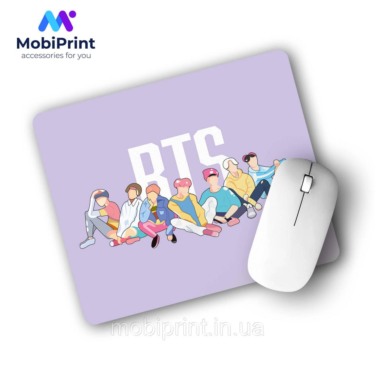 Коврик для мышки БТС (BTS) (25108-1061)