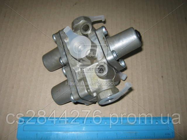 Клапан защитный тройной (покупн. КамАЗ) 100-3515210
