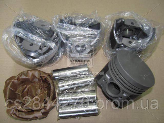 Поршень цилиндра ВАЗ 2101,2103 d=76,8 группа B Мотор Комплект (Black Edition/EXPERT+поршневой палец+поршневые кольца) (МД Кострома) 2101-1004018-БР