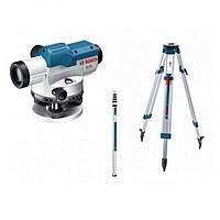 Оптический нивелир Bosch GOL 32 D Professional + BT 160 + GR 500