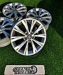 Оригинальные диски R17 VW TIGUAN Montana, фото 3