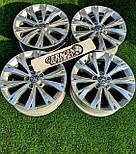 Оригинальные диски R17 VW TIGUAN Montana, фото 4