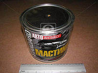 Мастика резино-битумная антикор Дорожная Карта 1.8 кг