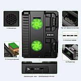 Многофункциональная Док-станция для Xbox One S X Зарядка контроллеров, Охлаждение Консоли, Хранение Дисков, фото 3