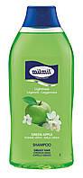 Шампунь MilMil для жирных волос Зелёное яблоко, 750 мл
