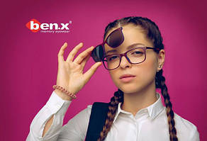 Оправи з кліп-системою BenX