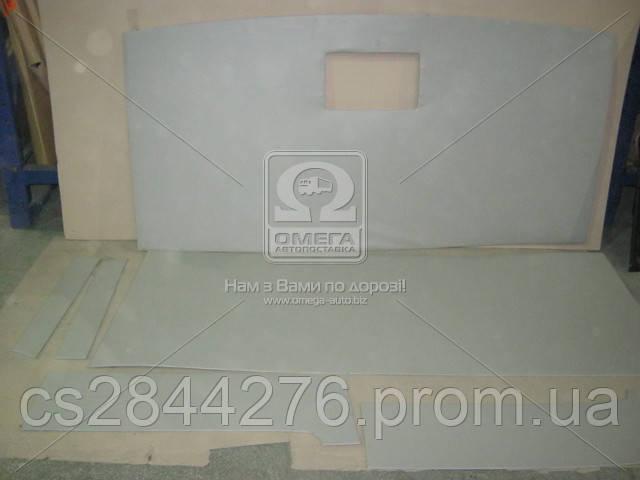 Обивка кабины КАМАЗ с низкой крышей без спального места (пр-во Россия) 5320-5000011