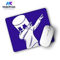 Коврик для мышки Маршмелло Фортнайт (Marshmello Fortnite) (25108-1330), фото 1