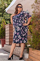 """Платье больших размеров """" Незабудка """" Dress Code, фото 1"""