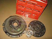 Сцепление ВАЗ 2107 (диск нажимной+ведомый+подшник ) (пр-во ОАТ-ВИС) 21070-160100000