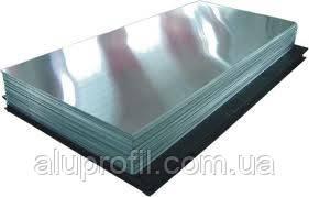 Алюминиевый профиль — лист алюминиевый гладкий 1050 (АД0) 0,8х1000х2000