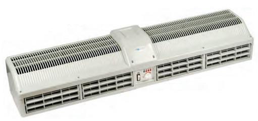 Воздушная завеса Neoclima Standard E 44 (электрический нагрев)