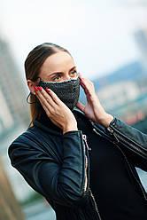 Дизайнерские  маски с кармашком.