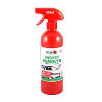 Очиститель от насекомых стекла и кузова NOWAX INSECT REMOVER 750 мл NX75008