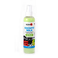 Молочко-полироль для пластика NOWAX COCKPIT MILK Citrus 250 мл NX25226