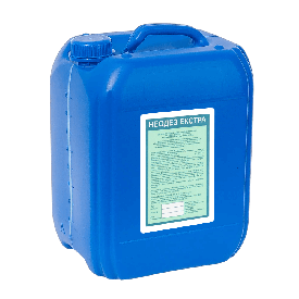 Дезінфекційний засіб «НЕОДЕЗ ЕКСТРА», 5 кг