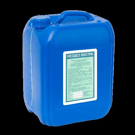 Дезінфекційний засіб «НЕОДЕЗ ЕКСТРА», 5 кг, фото 2
