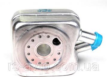 Радиатор маслянный Volkswagen T4, Фольксваген Т4 , LT 2.5TDI, Crafter 88-136PS 31305, фото 2