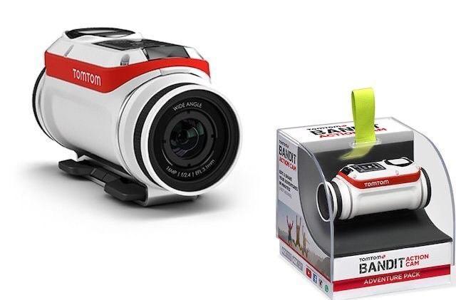 Экшн камера TomTom Bandit Action Camera (Adventure Pack)