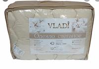 Одеяло стеганое 170х210см, 100% шерсть, Vladi 2285