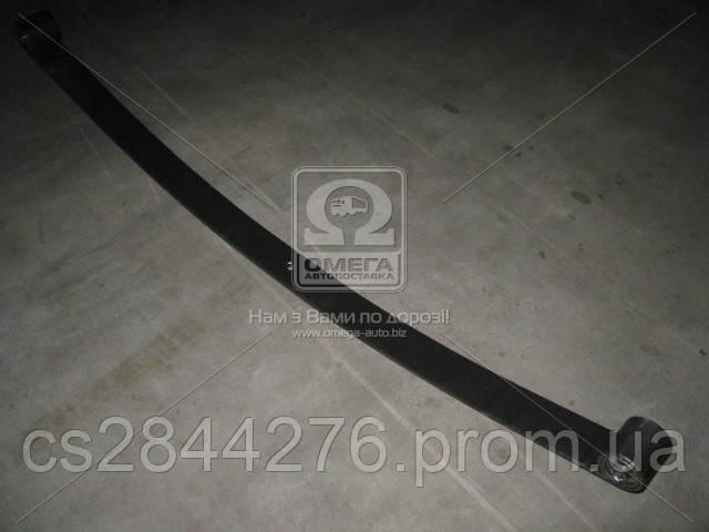 Лист рессоры №1 задний ГАЗ 3302 2-х листовой с сайлентблоком (75х15.4/8-1500) (пр-во Чусовая) 3302-2912015-11-10