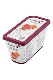 Заморожене пюре Рожевого грейпфруту Les vergers Boiron