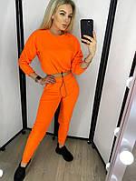 Женский стильный спортивный костюм новинка 2020, фото 1